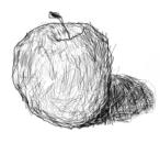 An Apple!